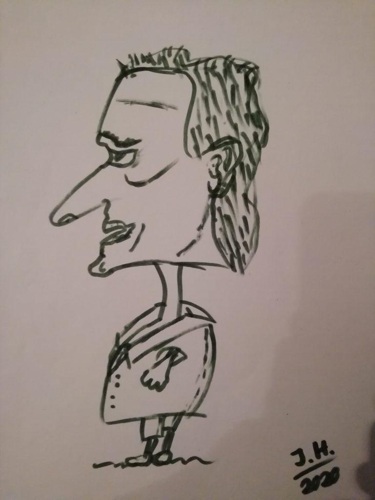 Die Zeichnung