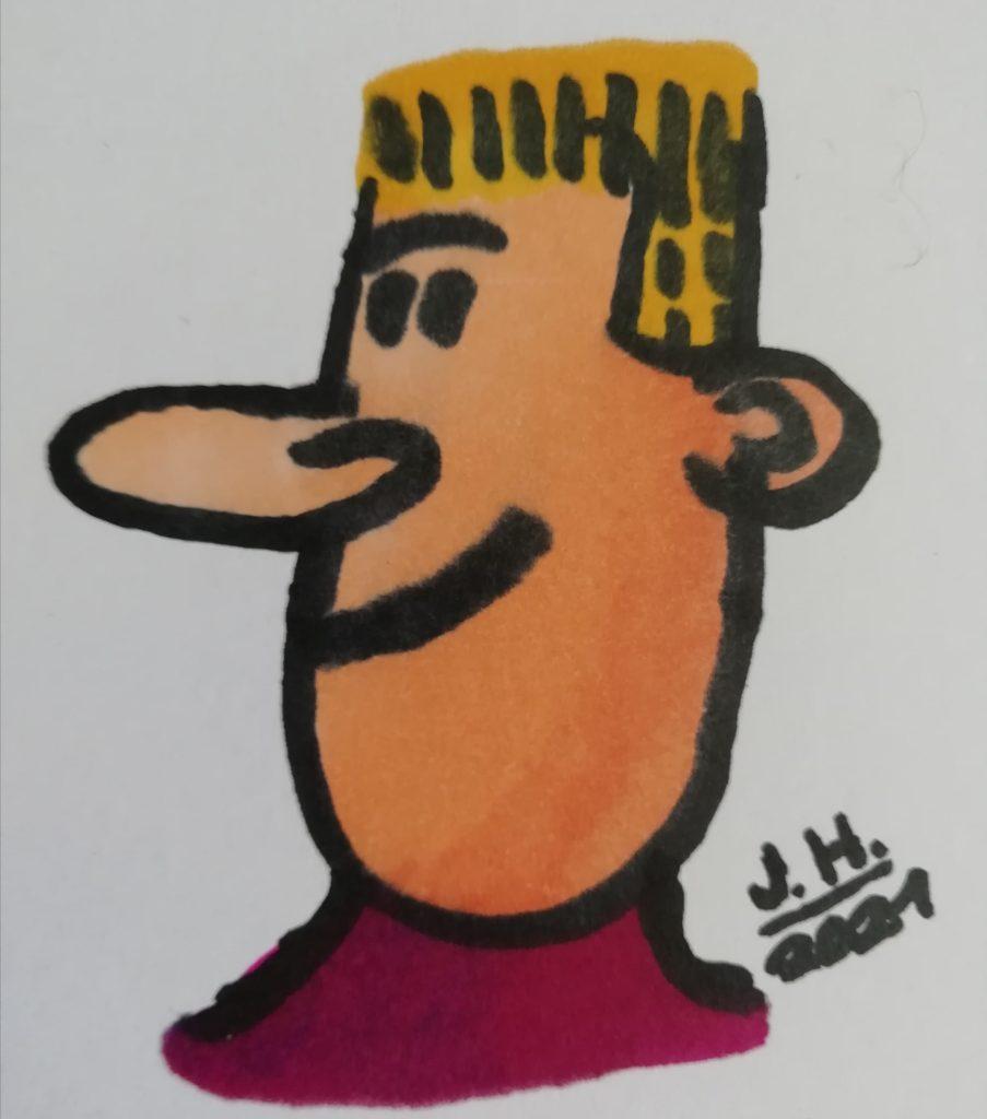 Lange Nase