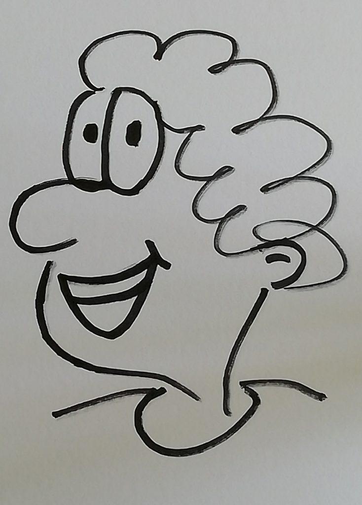 Schnelle Zeichnung 4