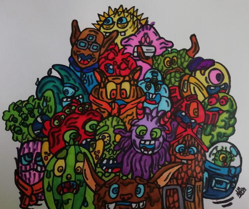 Monsterparade