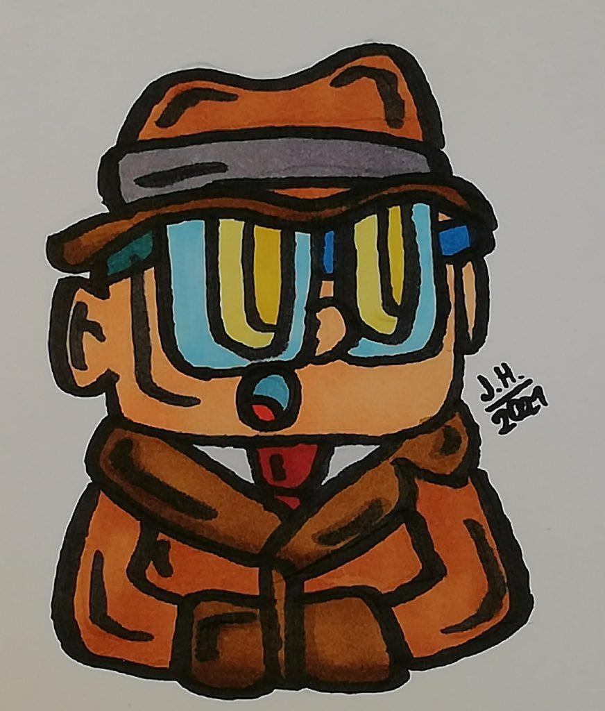 Agent zeichnen